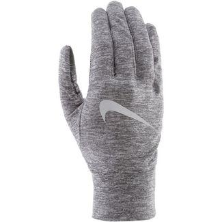 Nike Dry Element Laufhandschuhe dark grey-heather-sil