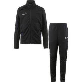 Nike Academy Trainingsanzug Kinder black-white-white