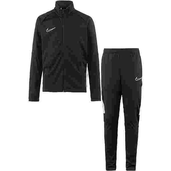 Nike Academy Trainingsanzug Kinder black-white-white