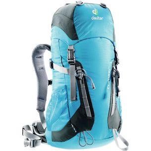 Deuter Climber Wanderrucksack Kinder turquoise-granite