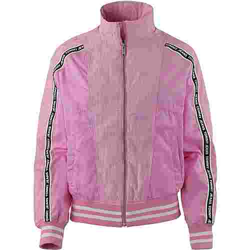 Tommy Jeans Bomberjacke Damen lilac chiffon