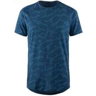 Under Armour MK1 Funktionsshirt Herren blue