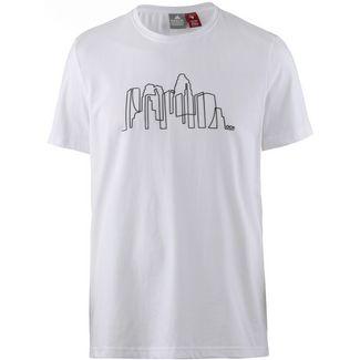 OCK T-Shirt Herren weiß