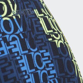 adidas Pro Light Graphic Badeanzug Badeanzug Kinder Legend Ink