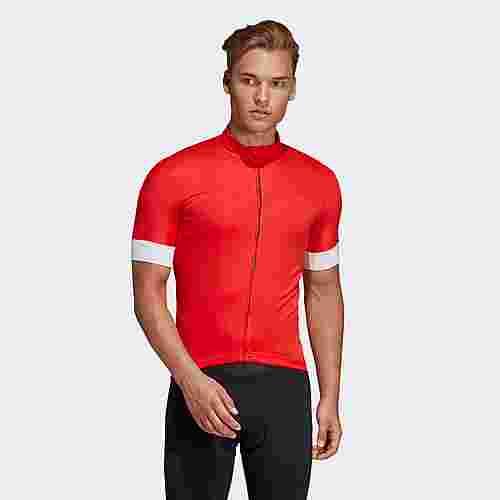 adidas rad.trikot Trikot T-Shirt Herren Hi-Res Red / White