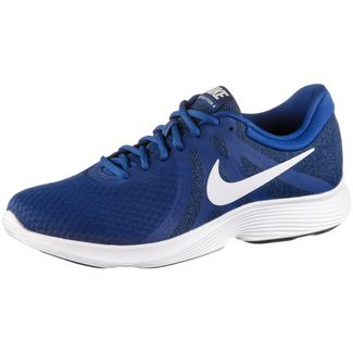 new york d2d76 709ef Nike REVOLUTION 4 EU Laufschuhe Herren indigo force-white-blue void