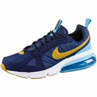 Nike Air Max 270 Futura Sneaker Herren blue void-dark citron-blue