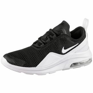 Nike Air Max Motion Fitnessschuhe Kinder black-white