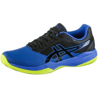 purchase cheap d3f68 7d29d ASICS GEL-GAME 7 CLAY Tennisschuhe Herren black-cherry tomato