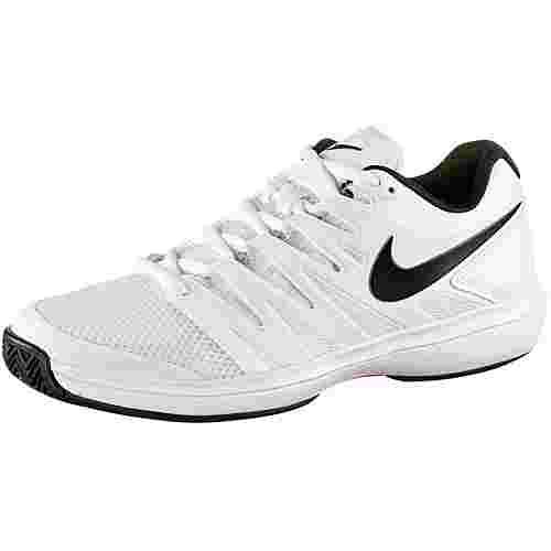 Nike AIR ZOOM PRESTIGE HC Tennisschuhe Herren white-black-bright crimson