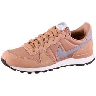 Nike Internationalist Sneaker Damen rose gold-wolf grey-summit white