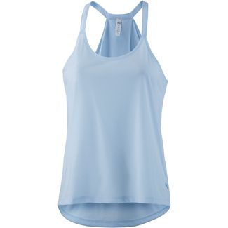 Under Armour Whisperlight Funktionstank Damen blue