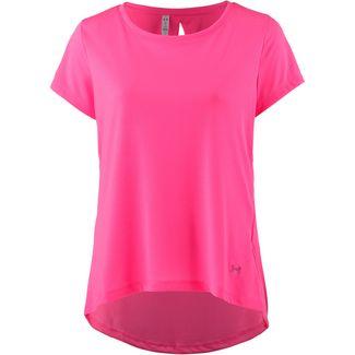 Under Armour Whisperlight Funktionsshirt Damen pink