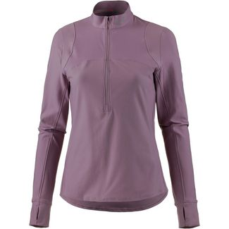 Under Armour Qualifier Laufshirt Damen purple