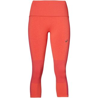 ASICS Lauftights Damen flash coral