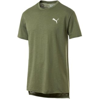 PUMA Energy Funktionsshirt Herren olivine-heather
