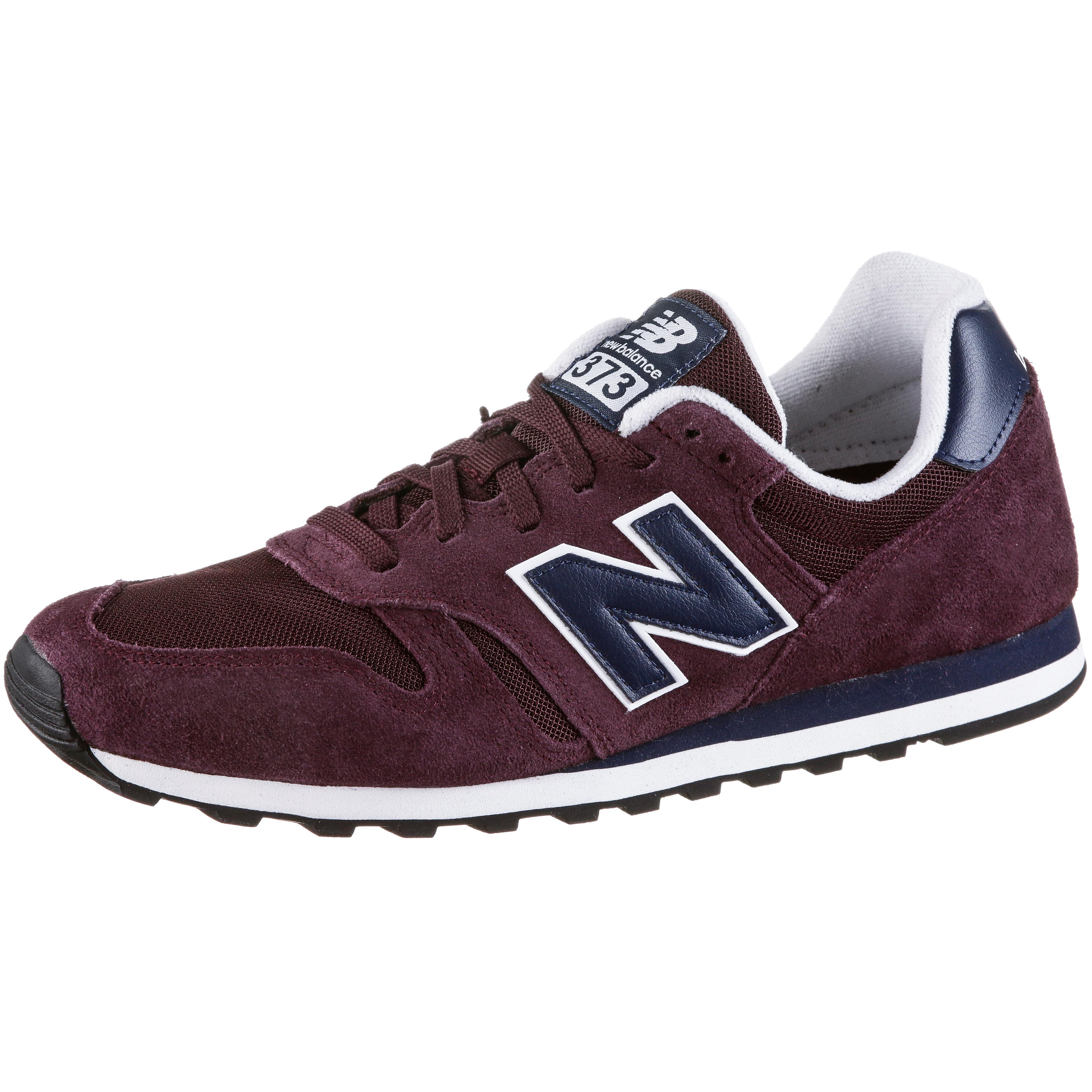 im Angebot billiger Verkauf riesige Auswahl an NEW BALANCE 373 Sneaker Herren burgundy im Online Shop von SportScheck  kaufen