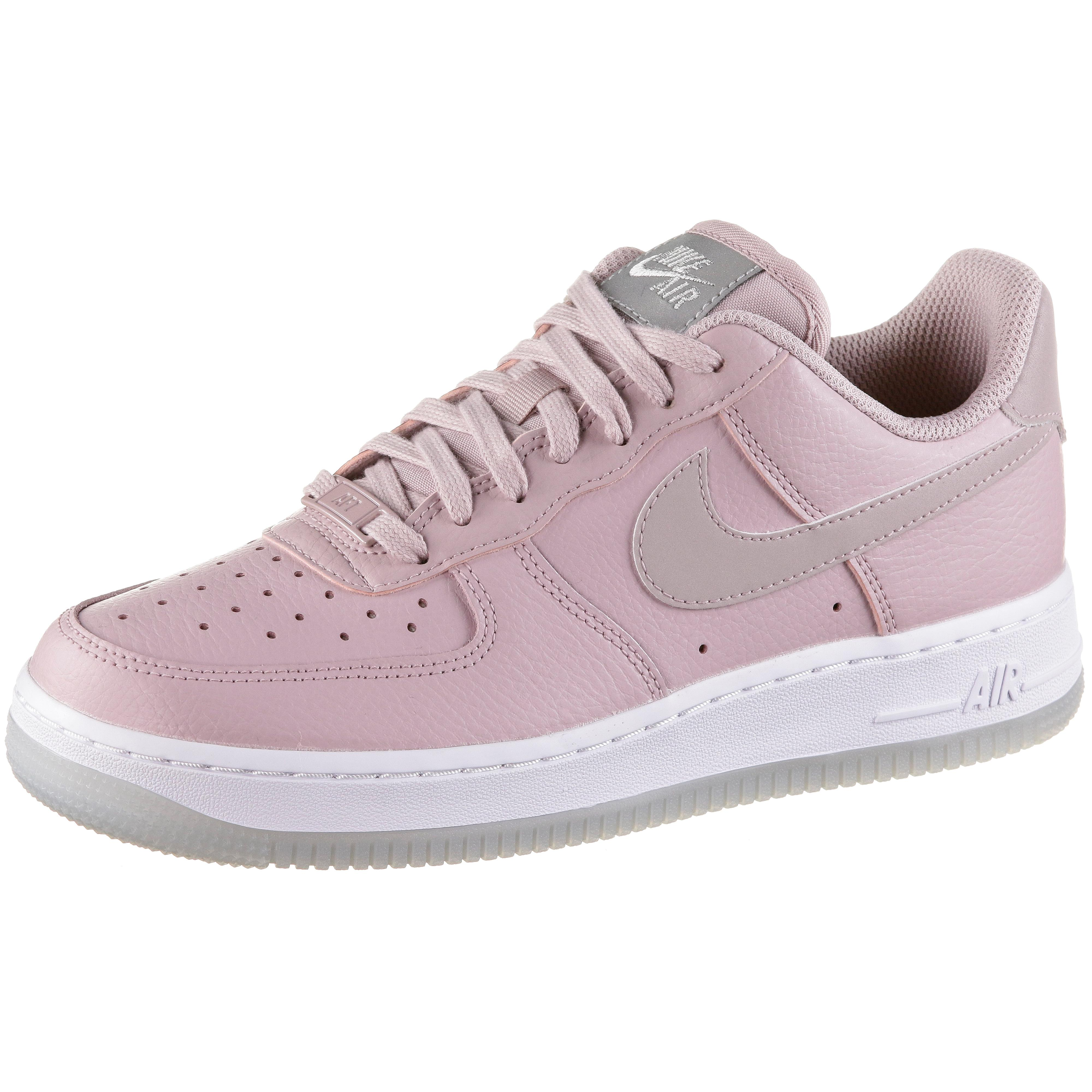 Nike Air Force 1 Plum Chalk White Shoes Best Price AO2132