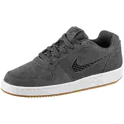 Nike Ebernon Sneaker Damen dark grey-dark grey-platinum