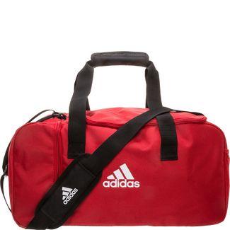adidas Tiro Duffel Small Sporttasche rot / weiß