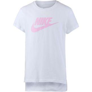 Nike T-Shirt Kinder white