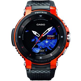 CASIO WSD-F30 Smartwatch Orange
