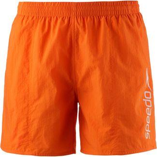 "SPEEDO Scope 16"" Badeshorts Herren orange"