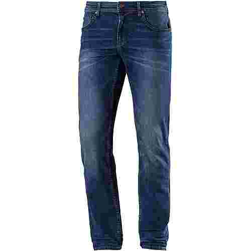 TOM TAILOR Aedan Slim Fit Jeans Herren mid stone wash denim