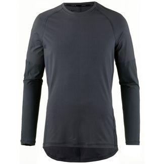 Nike Pro Fleeceshirt Herren anthracite