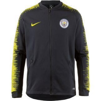 Nike Manchester City Trainingsjacke Herren black-opti yellow-opti yellow