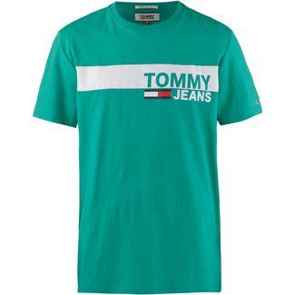 Tommy Jeans T-Shirt Herren dynasty green