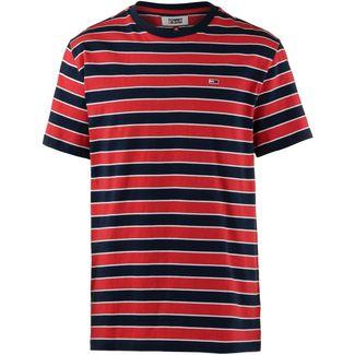 Tommy Jeans T-Shirt Herren flame scarlet-multi