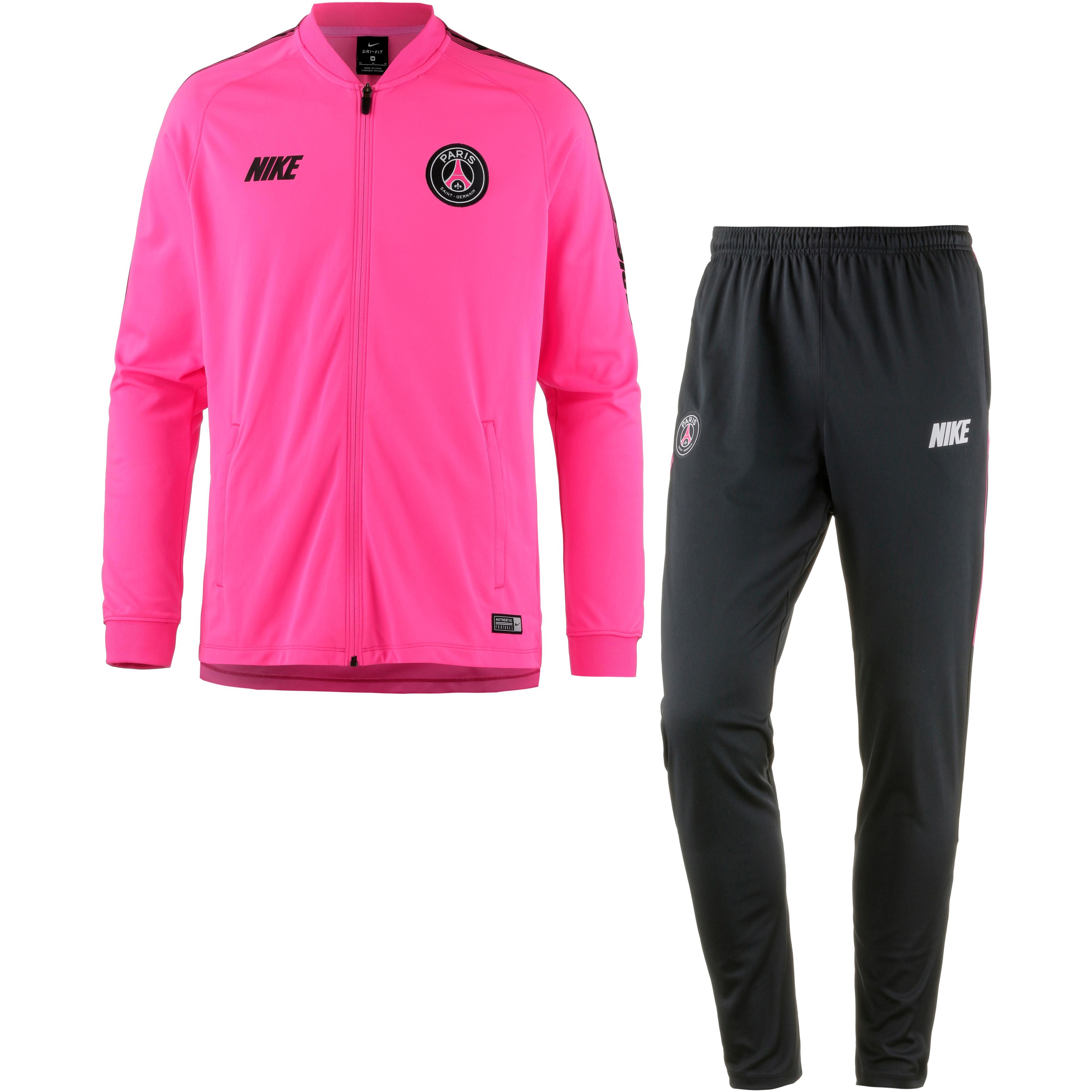 Nike Paris Saint Germain Trainingsjacke Herren black hyper