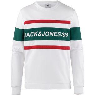 CORE by JACK & JONES Sweatshirt Herren white