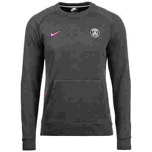 Nike Paris Saint-Germain Fanshirt Herren schwarz
