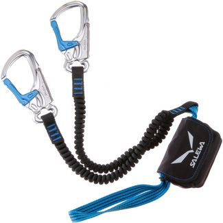 SALEWA Via Ferrata Premium Attac Klettersteigset silver-royal blue