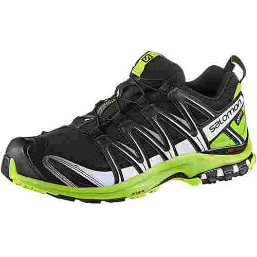 Salomon XA Pro 3D GTX® Multifunktionsschuhe Herren black-lime green-white
