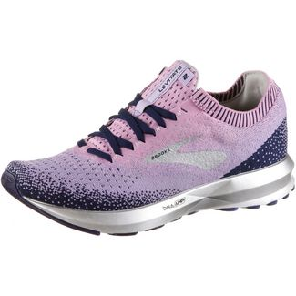 Brooks Levitate 2 Laufschuhe Damen lilac-purple-navy