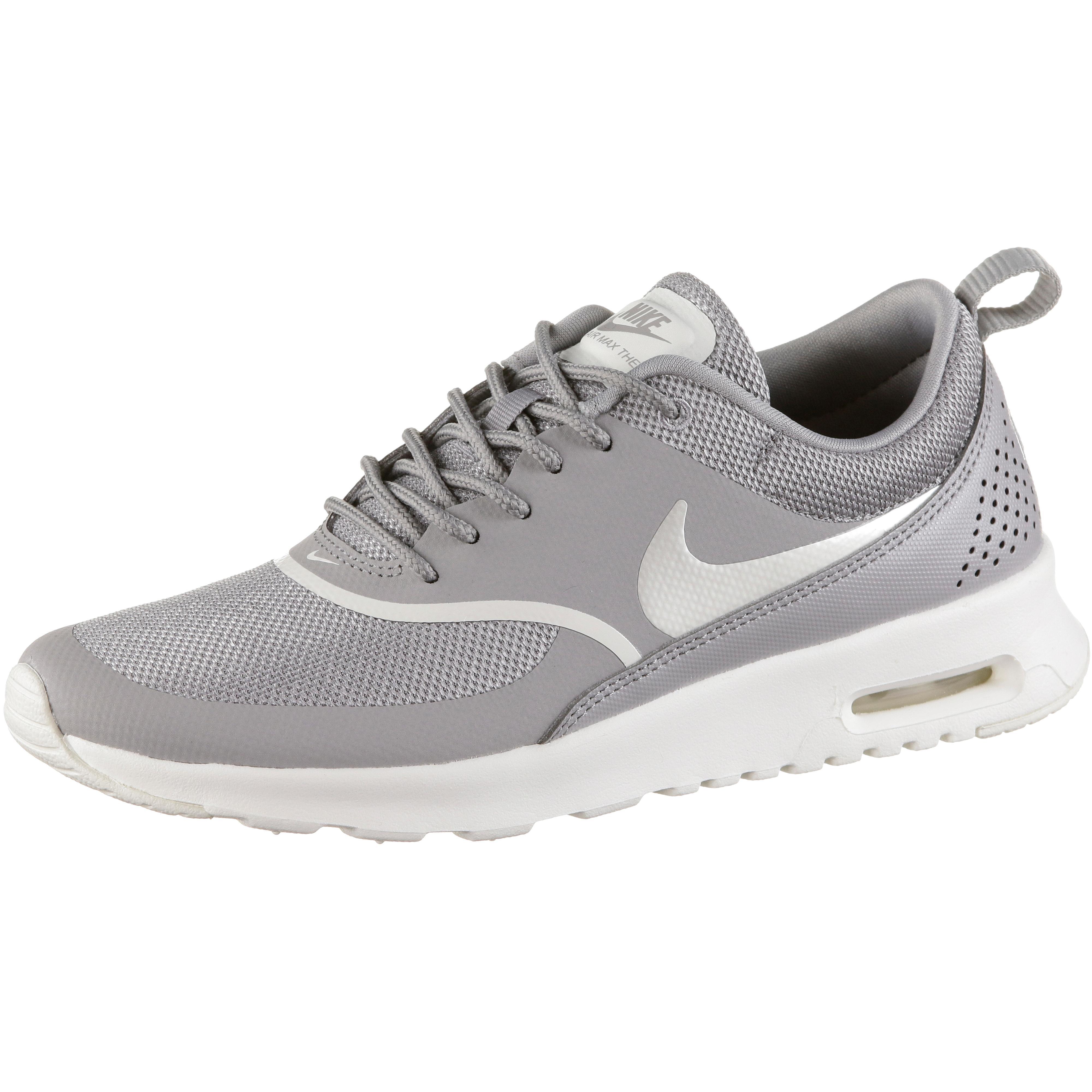 Nike Air Max Thea Sneaker Damen atmosphere grey sail im Online Shop von SportScheck kaufen