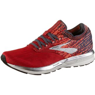 Brooks Ricochet Laufschuhe Herren red-orange-grey