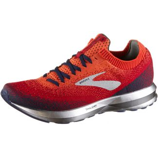 Brooks Levitate 2 Laufschuhe Herren orange-red-navy
