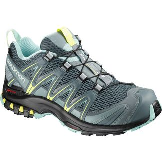 Salomon XA Pro 3D Multifunktionsschuhe Damen stormy weather-lead-eggshell blue