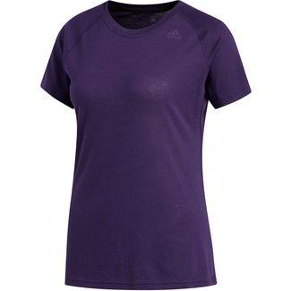 adidas Prime Funktionsshirt Damen legend purple