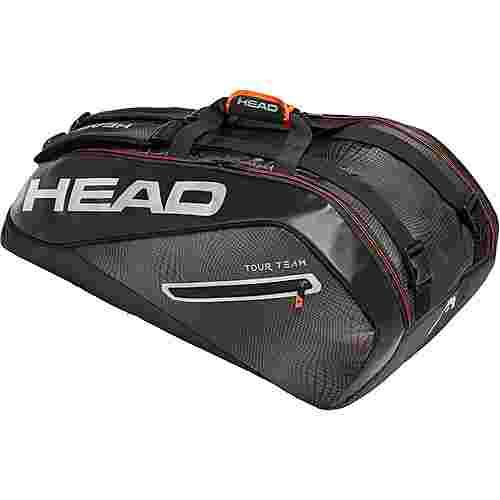HEAD Tour Team 9R Supercombi Tennistasche schwarz