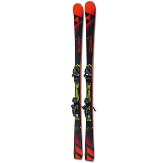 Fischer RC4 The Curv Ti + RC4 Z11 GW Race Carver rot