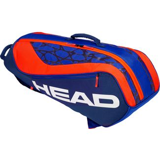 HEAD Junior Combi Novak Tennistasche Kinder blau