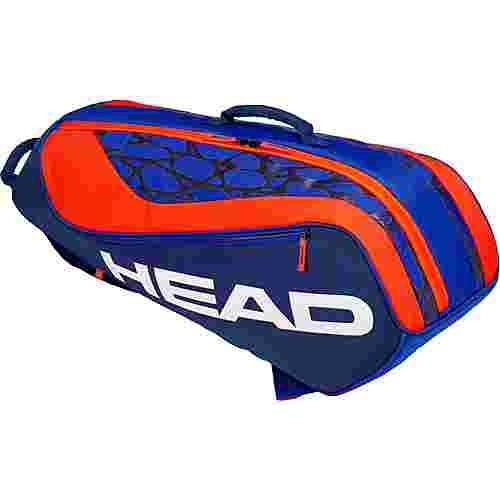 HEAD Junior Combi Novak Tennistasche Kinder blau
