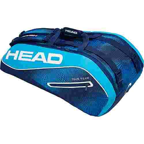 HEAD Tour Team 9R Supercombi Tennistasche blau