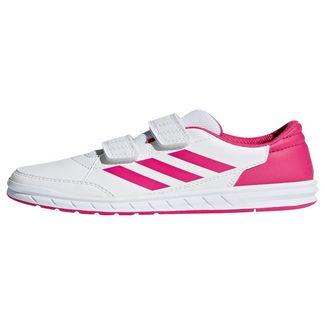 adidas AltaSport Schuh Hallenschuhe Kinder Ftwr White / Real Magenta / Real Magenta