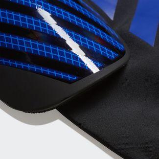 adidas Schienbeinschoner Herren Black / Bold Blue / Active Red